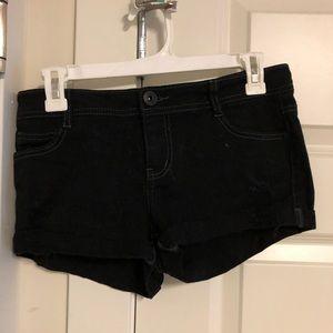 Vanilla Star Premium denim short shorts
